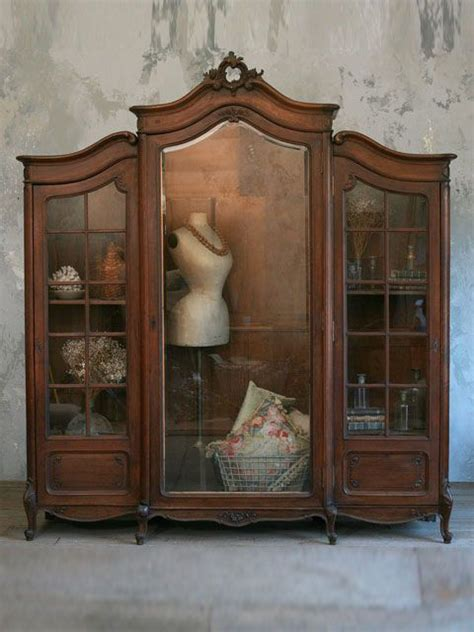 french armoire display cabinet armoires french armoire and display cabinets on pinterest