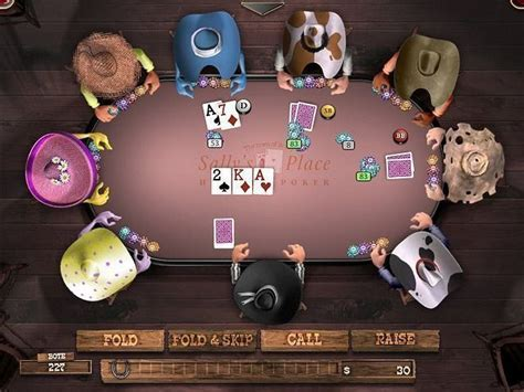 Descargar Gratis Governor Of Poker, Jugar A La Versión