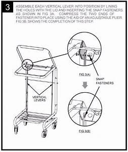 X-base Linen Laundry Hamper Cart