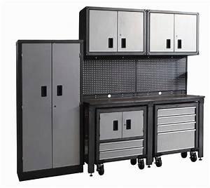 International, 8, Piece, Garage, Modular, Storage, System