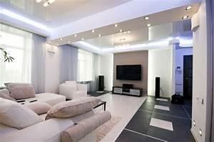 Led Lampen Decke Wohnzimmer : indirekte beleuchtung selber bauen anleitung und hilfreiche tipps ~ Bigdaddyawards.com Haus und Dekorationen