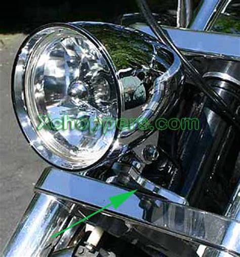 how to change the bulb on a vtx motorcycle headlight ehow uk