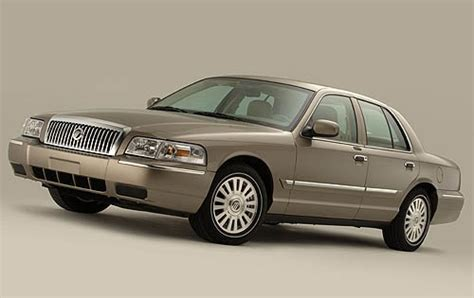 how things work cars 2006 mercury grand marquis lane departure warning used 2006 mercury grand marquis pricing for sale edmunds