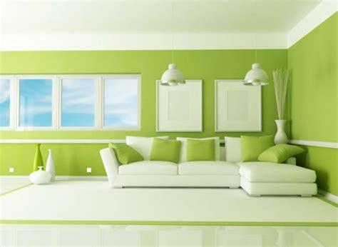 piso verde decoracion la psicologia del color  el diseno