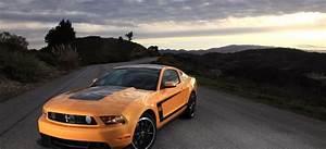 Ford Mustang Boss 302 coole Wallpaper: Das amerikanische