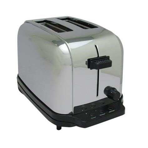 How To Use Pop Up Toaster - waring wct702 2 slot light duty pop up toaster etundra