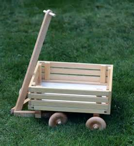 Toy Wooden Wagon Plans