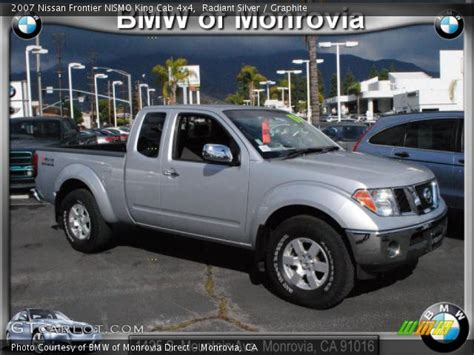 2007 Nissan Frontier Nismo King Cab 4x4