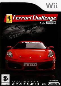 Jeu De Ferrari : jeu video ferrari challenge sur wii 0 images jaquette scans screenshots ~ Maxctalentgroup.com Avis de Voitures
