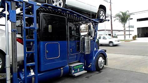 One Custom Harbor Auto Transporter