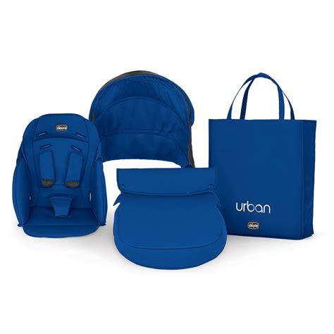 chicco nextfit zip chicco stroller color pack accessory kit blue
