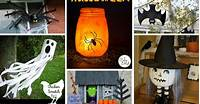 halloween decorations for kids Turn Your Home Spooky with These Easy Halloween ...