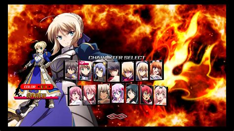 nitroplus blasterz heroines infinite duel ps review