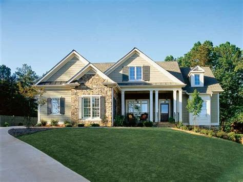 Eplans Bungalow House Plan  Trim And Stylish Home 2917