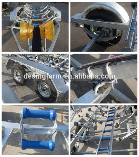 Boat Trailer Kits Galvanized by Oem Factory Galvanized Boat Trailer Kit For Australia And