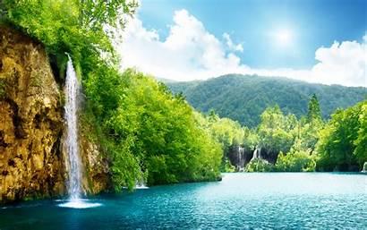 Nature 4k Waterfall Windows Wallpapers Desktop Backgrounds