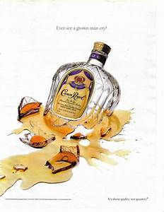 Crown Royal Whisky Full Page Color Print Ad - Original ...