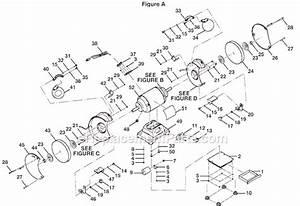 Bench Grinder Parts Bench Grinder Parts Identification
