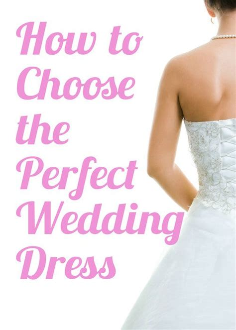 How To Choose The Perfect Wedding Dress  Canvas Factory