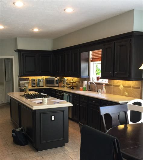 area above kitchen cabinets take your kitchen cabinets to the ceiling designed 4173