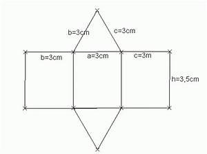Grundfläche Prisma Berechnen : netz eines gleigschenkligem dreiecksprisma zeichnen ~ Themetempest.com Abrechnung