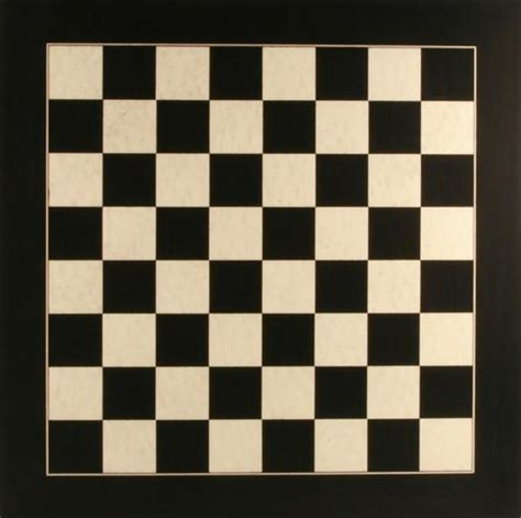 metal box deluxe black anigre and whitened erable chess board