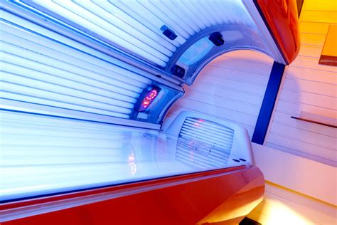 100 sunfire commercial salon tanning bed american