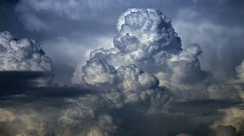 Big Dark Clouds Beautiful Clouds Sky Hd Wallpaper Nature