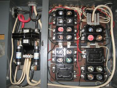 Basic House Wiring Fuse Box by Fuse Box Is It Safe Precision Home