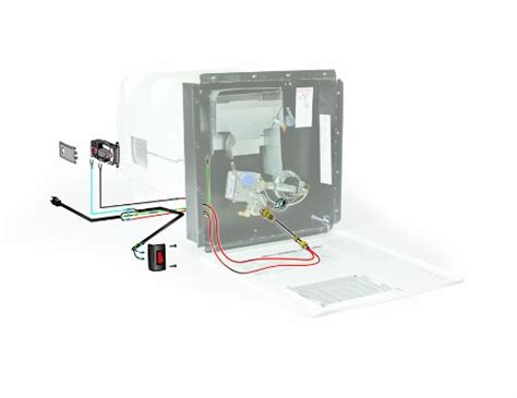 Camco Hot Water Hybrid Heat Kit Easily Converts Any