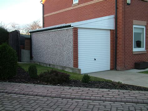how much is it to build a garage how much to build a garage on side of the house uk