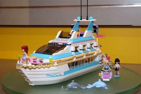 Lego friend cruise ship
