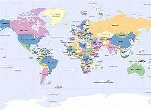 Carte Du Monde Metallique : carte du monde departement r gion carte du monde departement tourisme r gion pays ~ Teatrodelosmanantiales.com Idées de Décoration