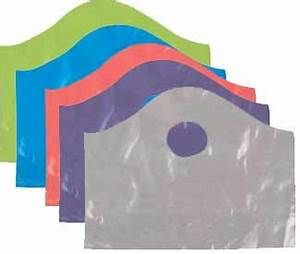 logo plastic bags and other promotional products.