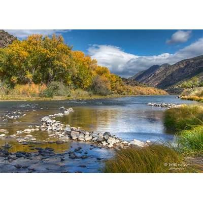 Rio Grande New MexicoSouthwestern LandscapesPinterest