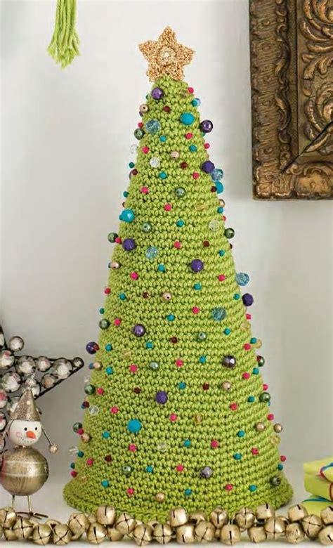 lovely christmas tree crochet crochet kingdom