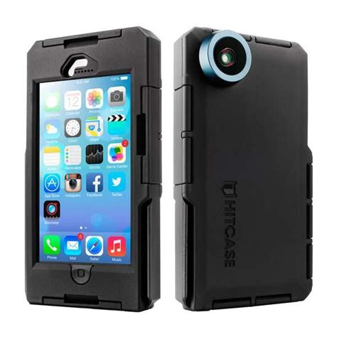 waterproof iphone 5s hitcase pro waterproof iphone 5s with wide angle lens