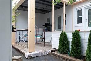 amenagement terrasse exterieure design best decorer sa With exceptional amenagement exterieur maison moderne 15 jardins idee decoration jardins et amenagement domozoom