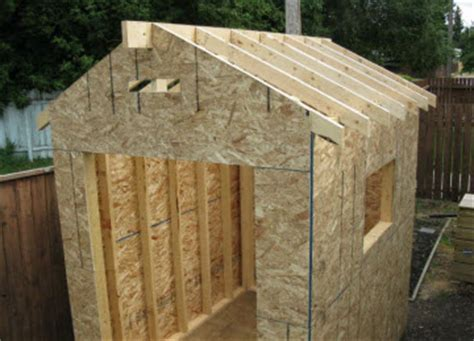 how to build a roof on a shed overcoming shed building problems