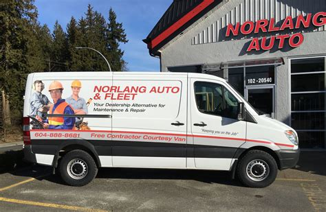 Sprinter Van Repair & Service
