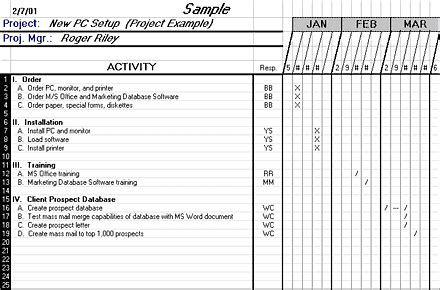 this spreadsheet for easy project management