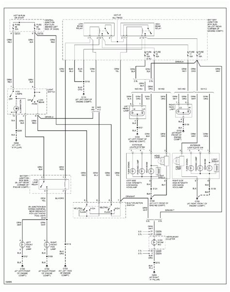 2003 ford focus headlight wiring diagram 40 wiring