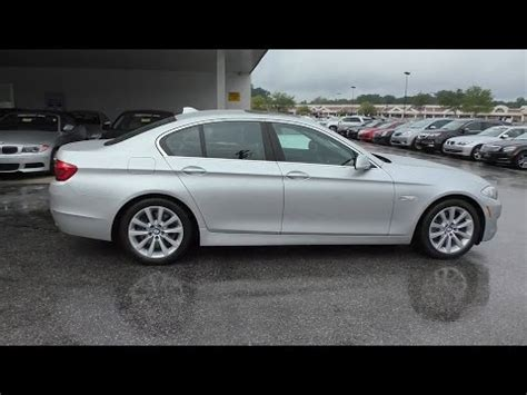 Baltimore Bmw by 2013 Bmw 528i Xdrive Baltimore Towson Catonsville