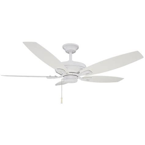 36 outdoor ceiling fan hton bay minuet iii 36 in white ceiling fan ag806c wh