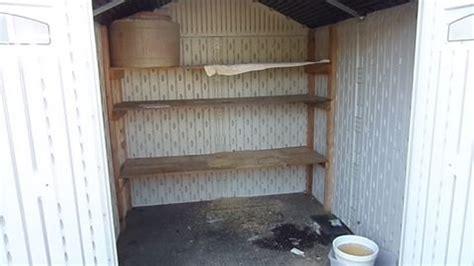 rubbermaid storage shed shelves wade yoder storage buildings llc fort valley ga storage