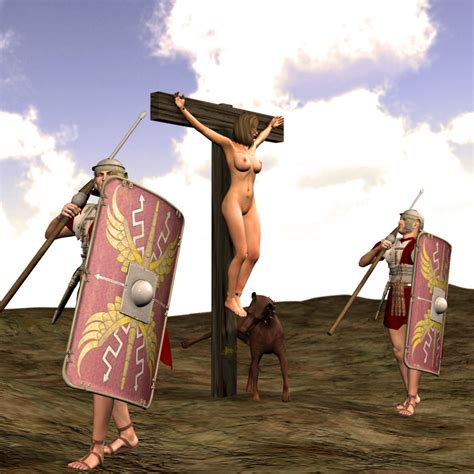 Crucified Women Favourites By Mrguyman7 On Deviantart | CLOUDY GIRL PICS