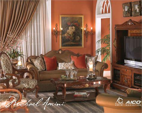 Aico Living Room Set Cortina Ai , Michael Amini