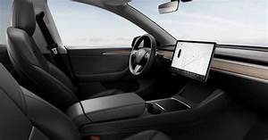 Tesla updates inside design of Mannequin Y electrical SUV - Electrek - HOME OFFICE TOOLS DAILY