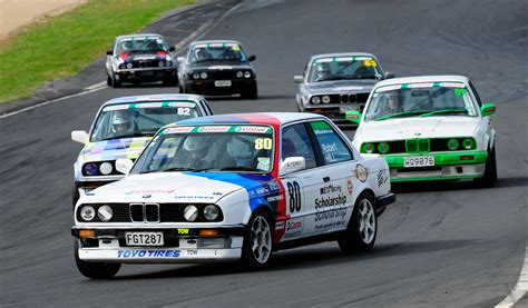 Bmw Race Series Change Opens Entry For Nz Cars