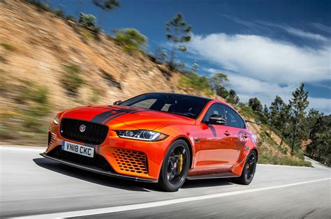 2019 Jaguar Xe Sv Project 8 First Drive The 592hp Jag